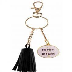 Porte-clés « Ma Maman qui déchire »