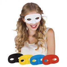 Masque basique uni - couleur au choix