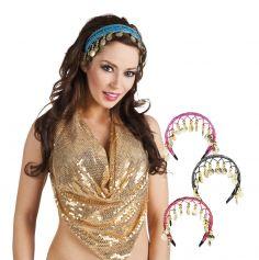 Serre-tête-oriental-danseuse | jourdefete.com
