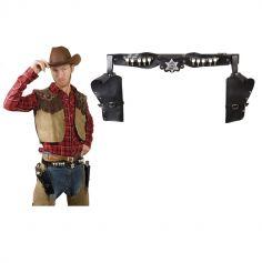 Fonte Double Sheriff - Noir