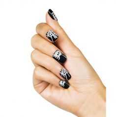 Faux ongles - Spider