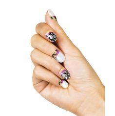 Faux ongles - Skulls