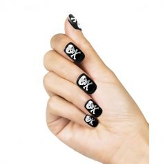 Faux Ongles - Pirate