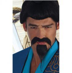 Moustache de samouraï
