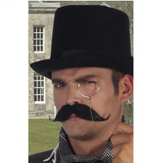 Moustache Adhésive de Détective