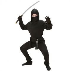 Costume de ninja pour Enfant - Taille au choix