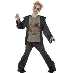 Déguisement Garçon - Zombie - Taille au Choix