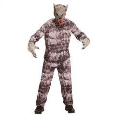 Costume de Loup-Garou Ado - Taille au Choix