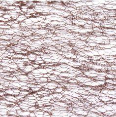 Chemin de table Glitter 30cm x 500cm - Chocolat