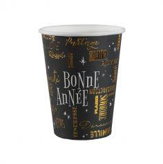 verres-gobelets-bonne-annee-decoration-table | jourdefete.com