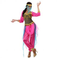 Costume de Danseuse Orientale - Taille au choix