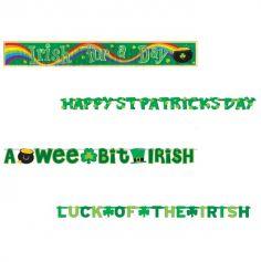 4 Guirlandes Saint Patrick