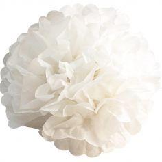 Sachet de 3 Fleurs de Décoration - Blanc