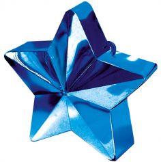 Poids à Ballon - Etoile Bleu