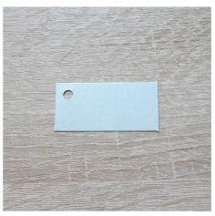 etiquette-bleu-rectangulaire-nacre | jourdefete.com
