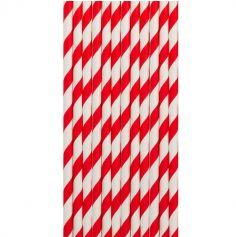 pailles-papier-bicolores | jourdefete.com