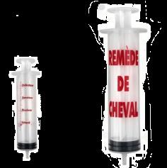 Seringue Géante Shooter - Remède de Cheval