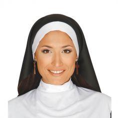 Coiffe de soeur religieuse