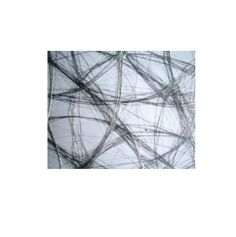 Chemin de Table Intissé 30 cm x 5 M – Argent