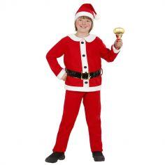 Déguisement Enfant - Père Noël - Taille au Choix
