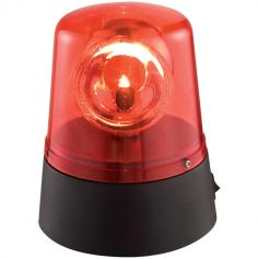 Petit Gyrophare à LED Rouge