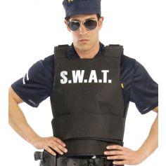 """Gilet """"SWAT"""" pour Adulte"""