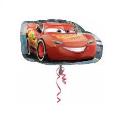 Ballon Hélium Cars - Flash McQueen