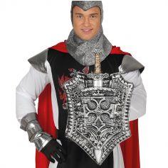 Bouclier de Chevalier avec Epée