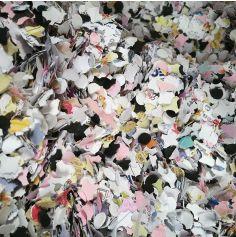 Sac de Confettis Multicolores - 10 Kg