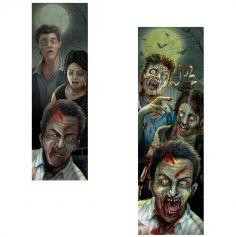 Panneau de Décoration Zombie