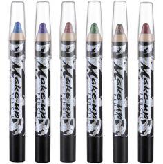 Crayon de Maquillage Couleur et Paillettes