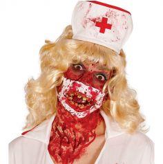 Masque Docteur Zombie