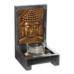 Tête de Bouddha - Doré