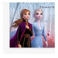 reine-des-neiges-frozen-disney-serviettes | jourdefete.com