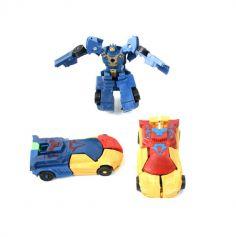 Figurine robot voiture - À l'unité