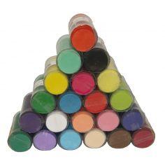 Confettis Scène Rond 80 gr - Coloris au Choix