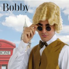 Perruque Homme Bobby Blond