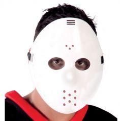 Masque de hockey pour Halloween
