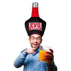 Chapeau bouteille - Enterrement de vie garçon | jourdefete.com
