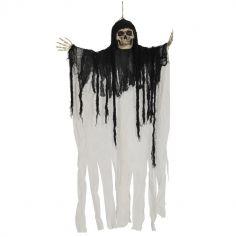 suspension-squelette-faucheur-halloween | jourdefete.com