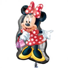 Ballon à Hélium - Minnie Mouse