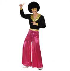 Déguisement Disco Homme - Taille XL