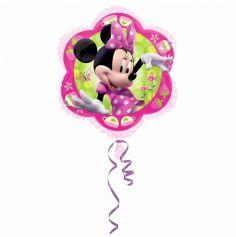 Ballon Hélium Fleur - Minnie