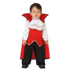 Déguisement Prince Vampire Bébé - Taille au Choix