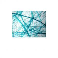 Chemin de Table Intissé 30 cm x 5 M – Turquoise