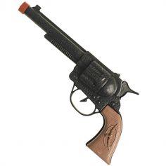 Pistolet de Cow-Boy Western - Noir