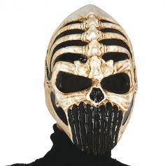Masque de démon squelette