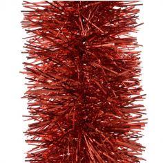 guirlande--XXL-sapin-rouge-decoration-interieur | jourdefete.com