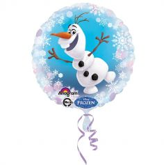 Ballon Hélium Olaf - La Reine des Neiges