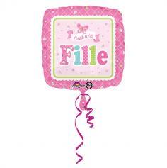Ballon à Hélium - C'est une Fille